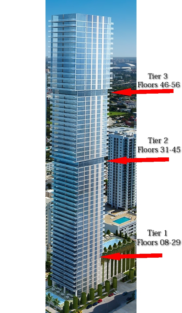 Elysee Floor Plans Elysee Miami Condos